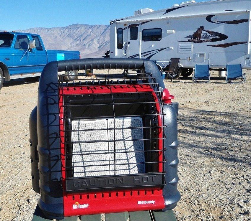 Réchauffeur de gaz catalytique: caractéristiques et revue ...