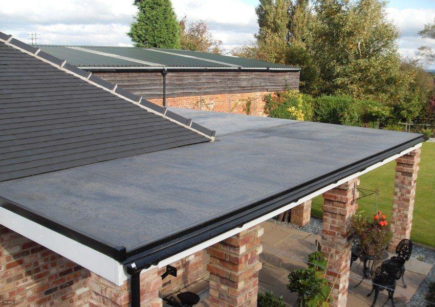 Matériaux de toiture pour toiture: types et prix des revêtements modernes • Tout sur les ...